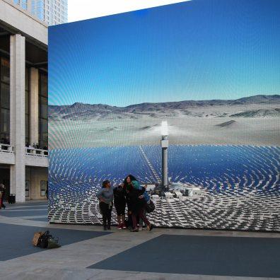 Solar Reserve by John Gerrard