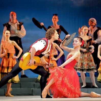 Ivan Vasiliev, Natalia Osipova, Don Quixote, 5DM3, f3.5, 3200 ISO, 1/640, 145mm