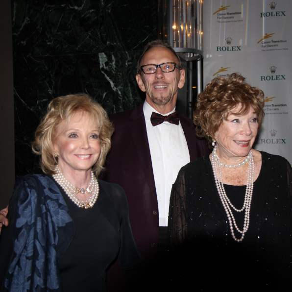 Shirley MacLaine and friends