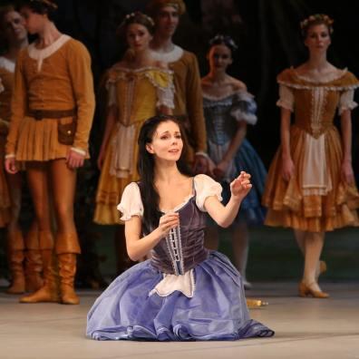 Natalia Osipova, Giselle, 5DM3, f4.5, 6400 ISO, 1/640, 155mm