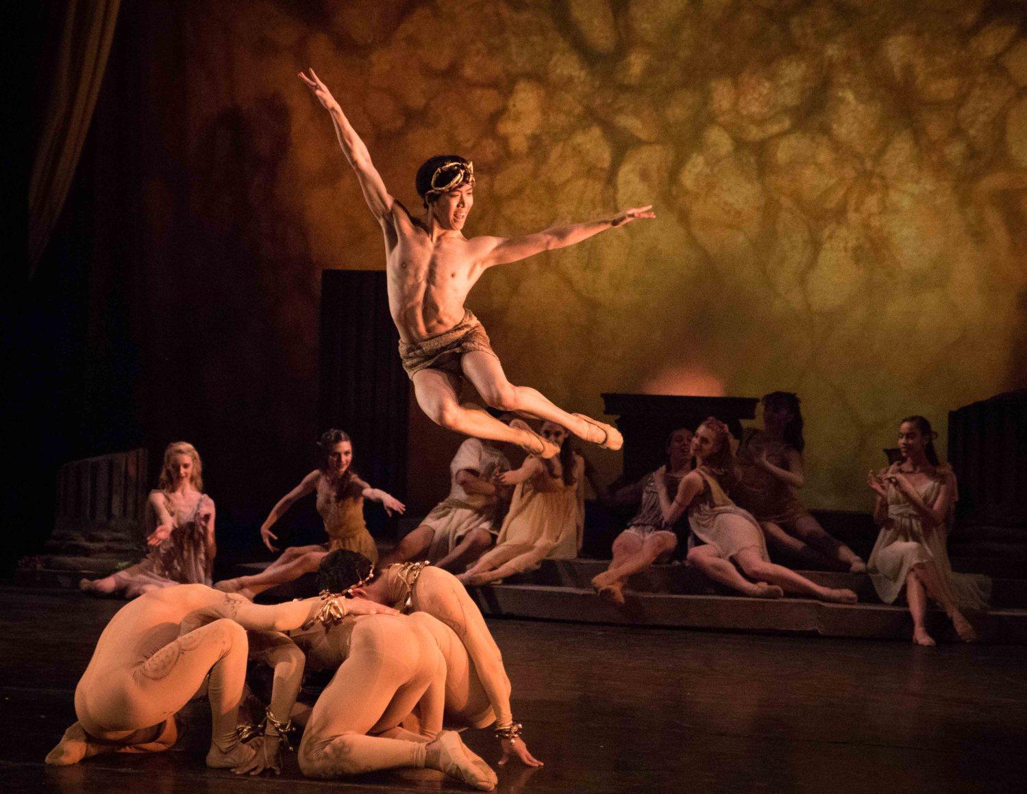 Koki Yamaguchi Gelsey Kirkland Ballet Eternal Spring, March 23-26