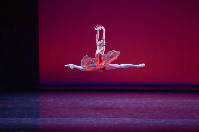 Hanna Park, YAGP Competition at Lincoln Center