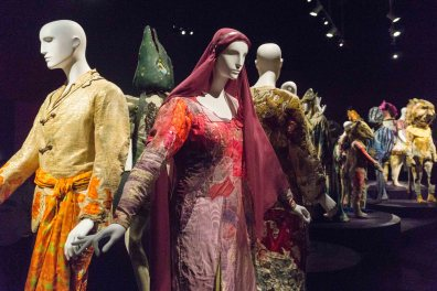 The Magic Flute costumes by Marc Chagall