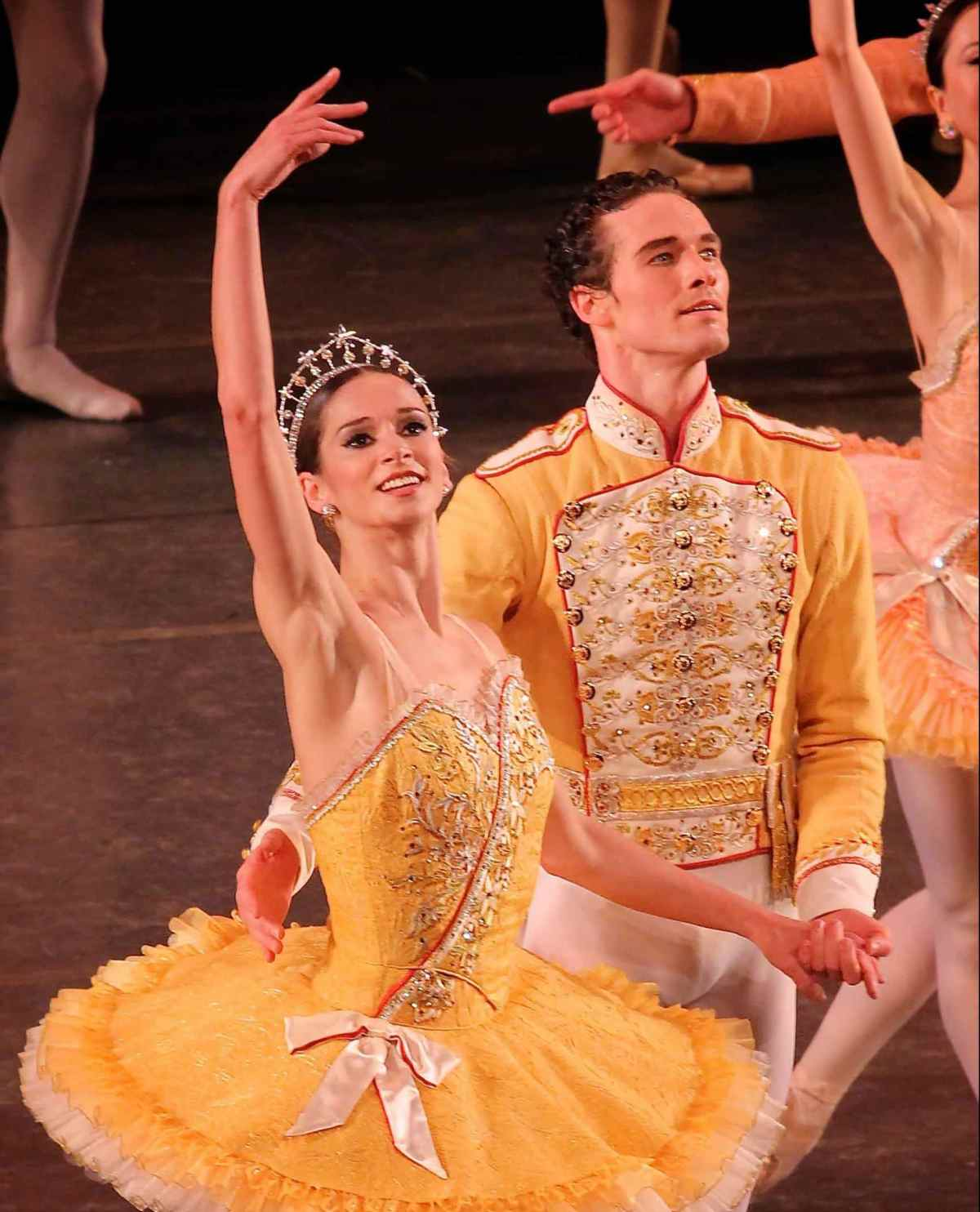Francesca Hayward, Cory Stearns on Counter Clockwise Turning
