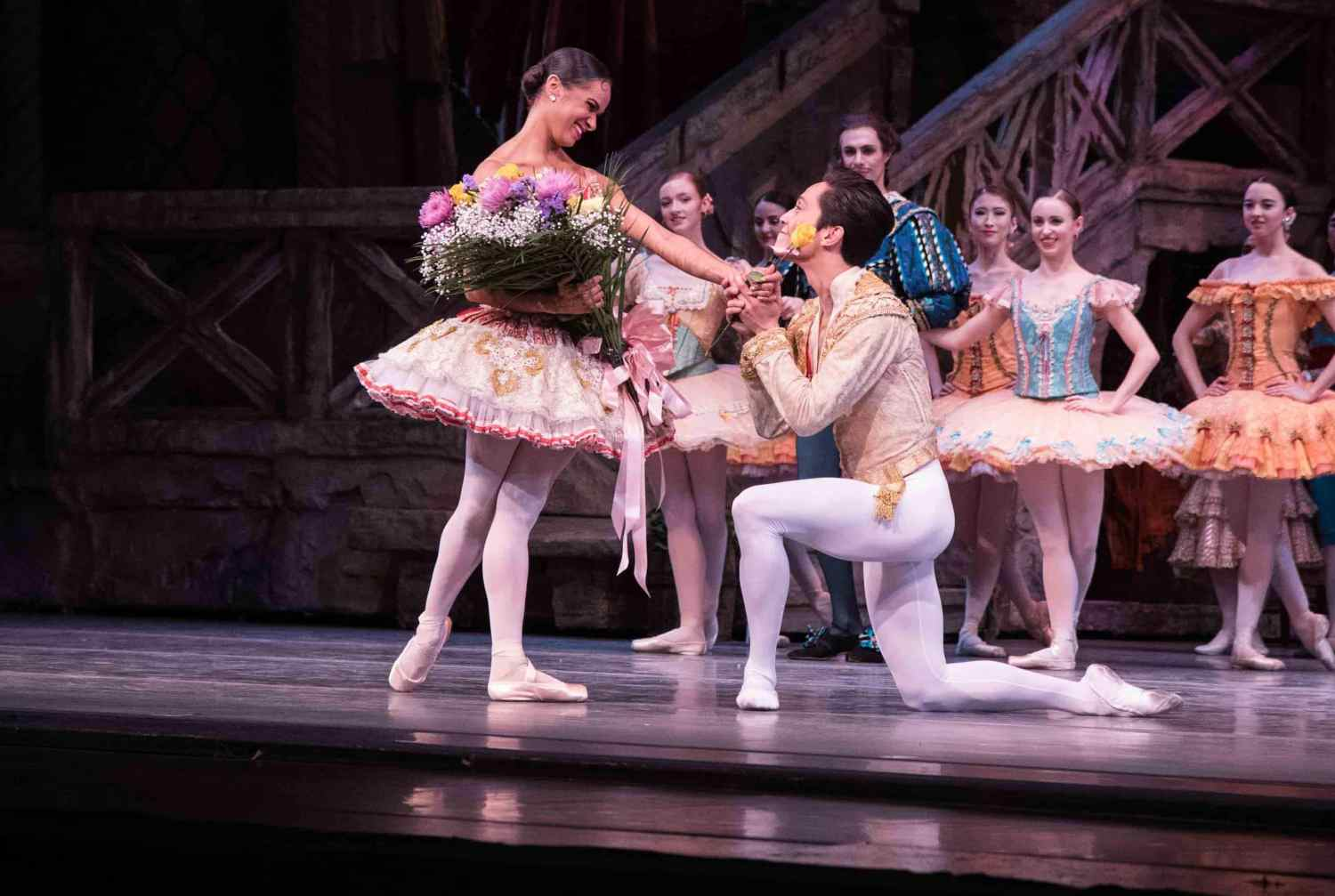 ABT Don Q Wrap-up:Misty, Herman, Christine Misty Copeland Don Quixote