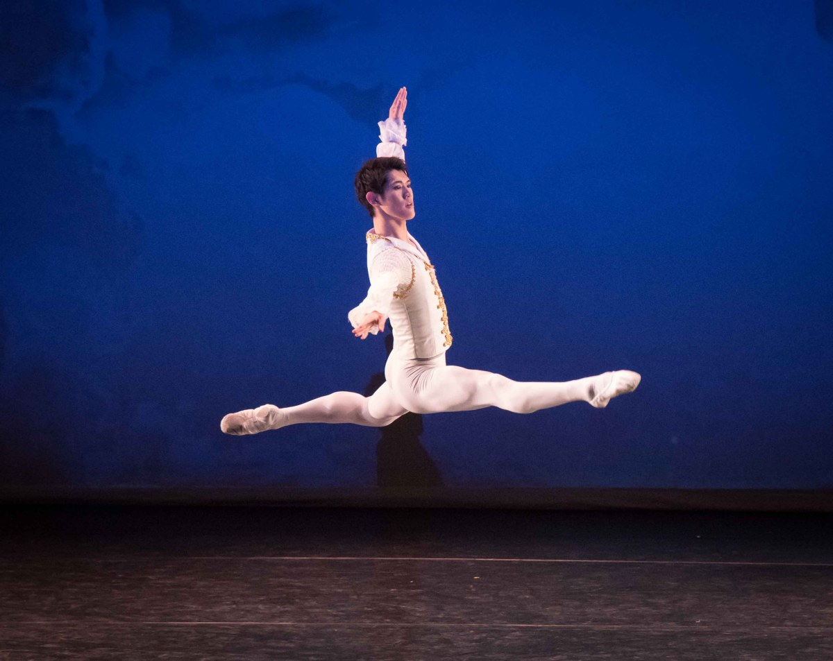 Gelsey Kirkland Ballet Academy review and photos