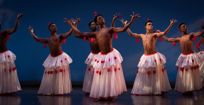 Dance Theatre of Harlem, Dougla
