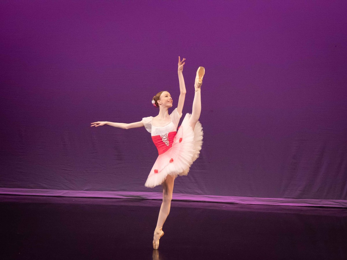 Ellison Ballet Spring Performance