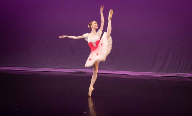 Elisabeth Beyer, Ellison Ballet