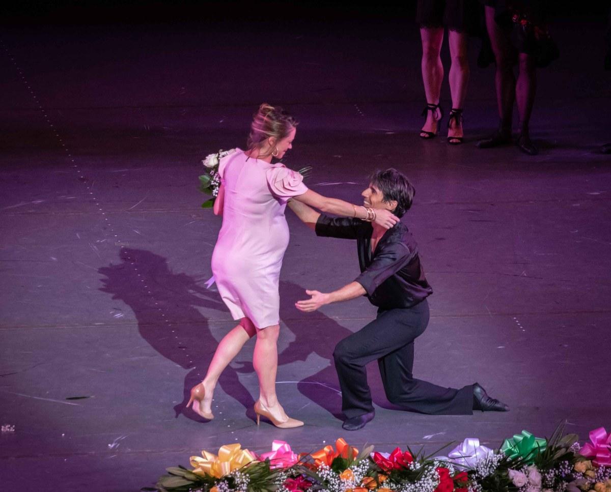 Joaquin De Luz final NYCB performance