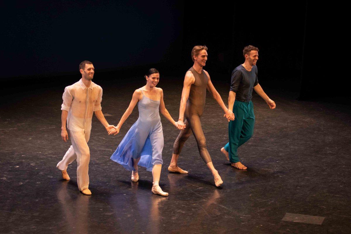 Natalia Osipova's Pure Dance with David Hallberg