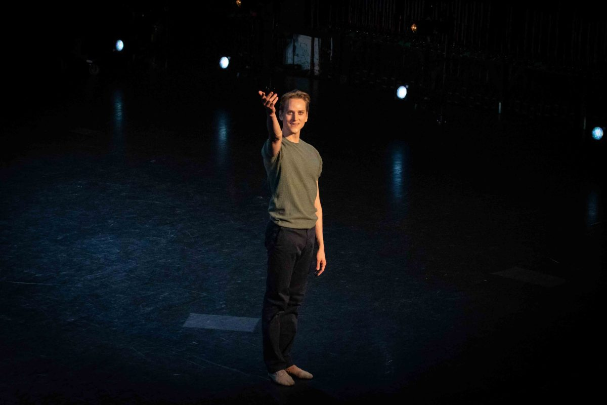 Natalia Osipova's Pure Dance with David Hallberg