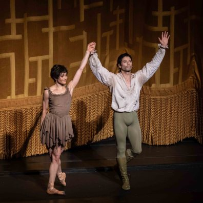 Sarah Lane and Herman Cornejo, Manon