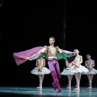 Calvin Royal III, Swan Lake