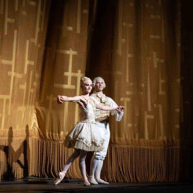 Sarah Lane and Herman Cornejo, Sleeping Beauty