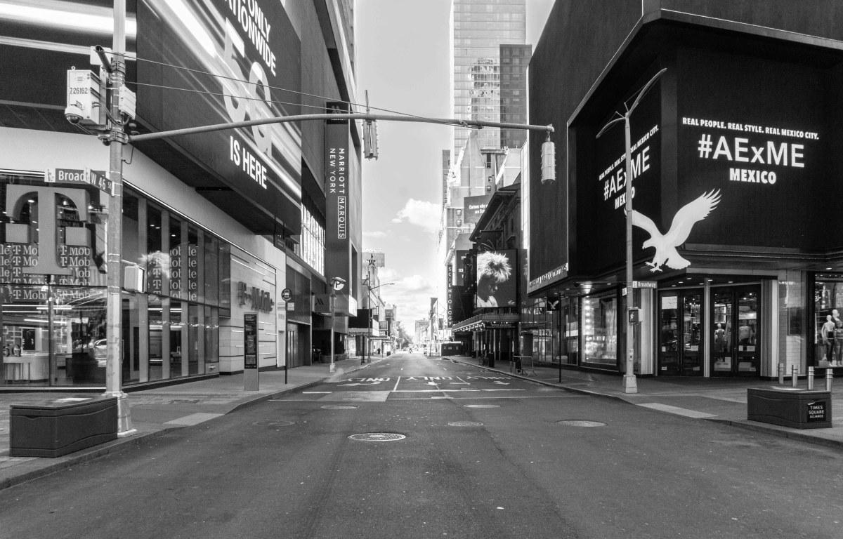 Dance Arts COVID-19 Times Square