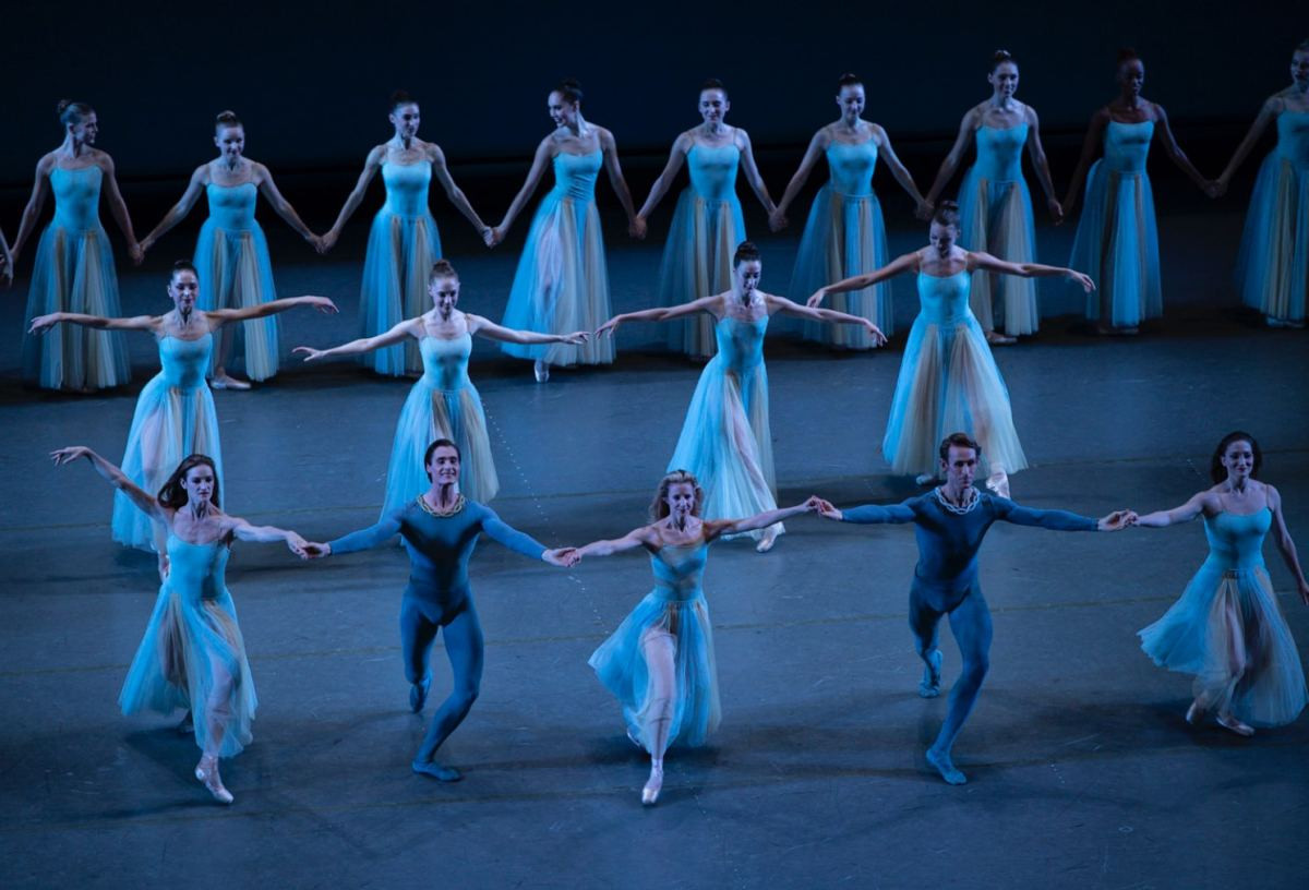 NYCB ballet is back