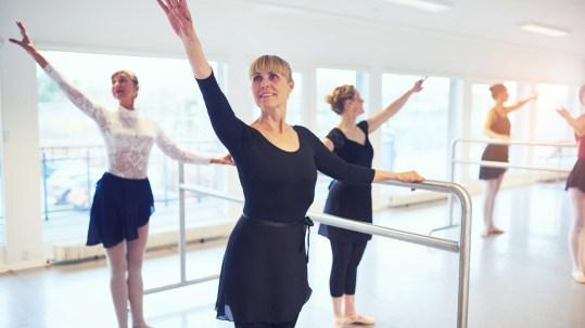 virtual ballet classes for adults women