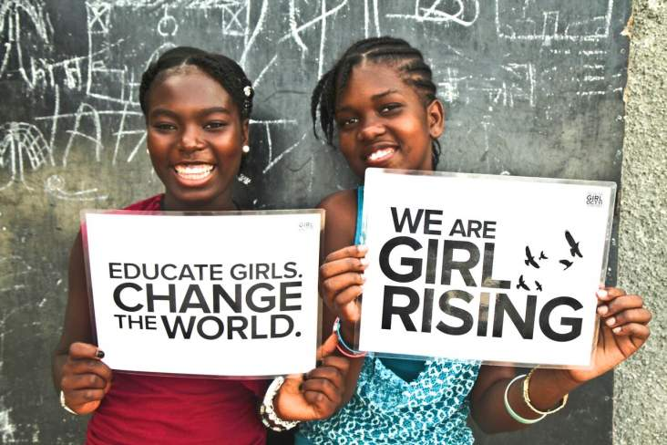 Girl Rising – Charity Empowering & Educating Girls