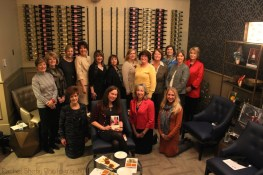 The women of The Best Book Club Ever