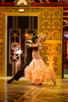 WARNING: Embargoed for publication until 20:30:00 on 12/12/2015 - Programme Name: Strictly Come Dancing 2015 - TX: 12/12/2015 - Episode: n/a (No. n/a) - Picture Shows: **DRESS REHEARSAL** EMBARGOED FOR PUBLICATION UNTIL 20:30 HRS ON SATURDAY 12TH DECEMBER 2015 Kellie Bright, Kevin Clifton - (C) BBC - Photographer: Guy Levy