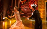 Programme Name: Strictly Come Dancing 2015 - TX: 12/12/2015 - Episode: n/a (No. n/a) - Picture Shows: **LIVE SHOW** Kellie Bright, Kevin Clifton - (C) BBC - Photographer: Guy Levy