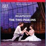 英国ロイヤル・バレエ団『ラプソディ / 二羽の鳩』、DVD&Blu-rayが2016年11月11日発売