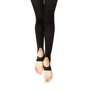 Stirrup and Footless Tights