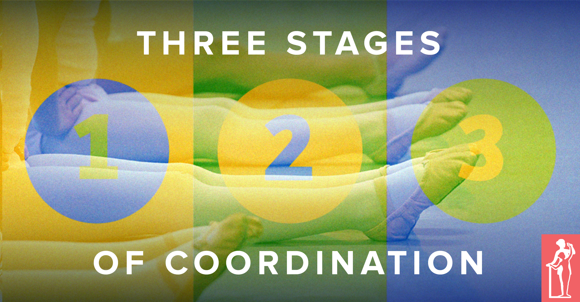 3 Stages of Coordination