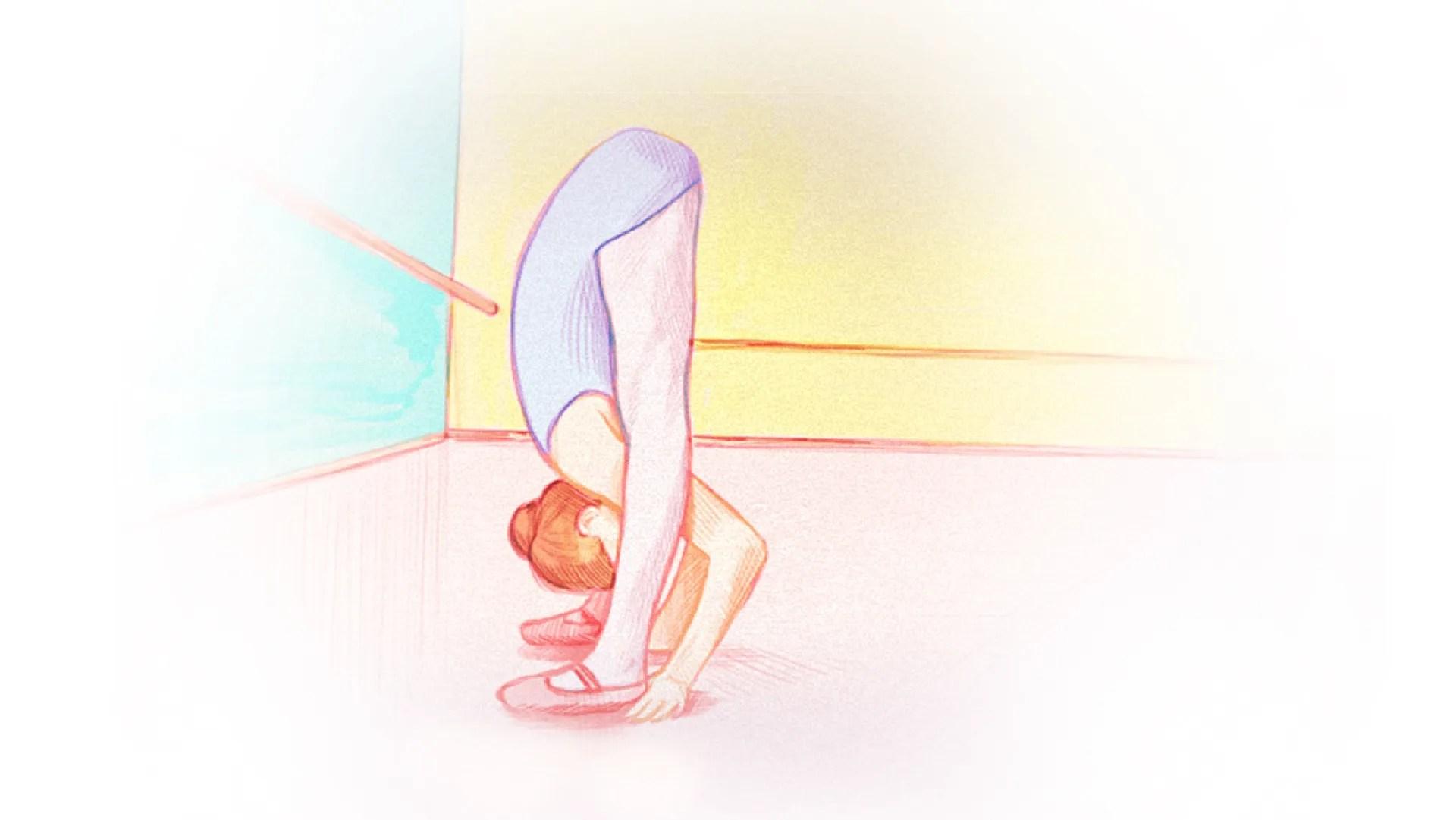 Proper Ballet Warmups