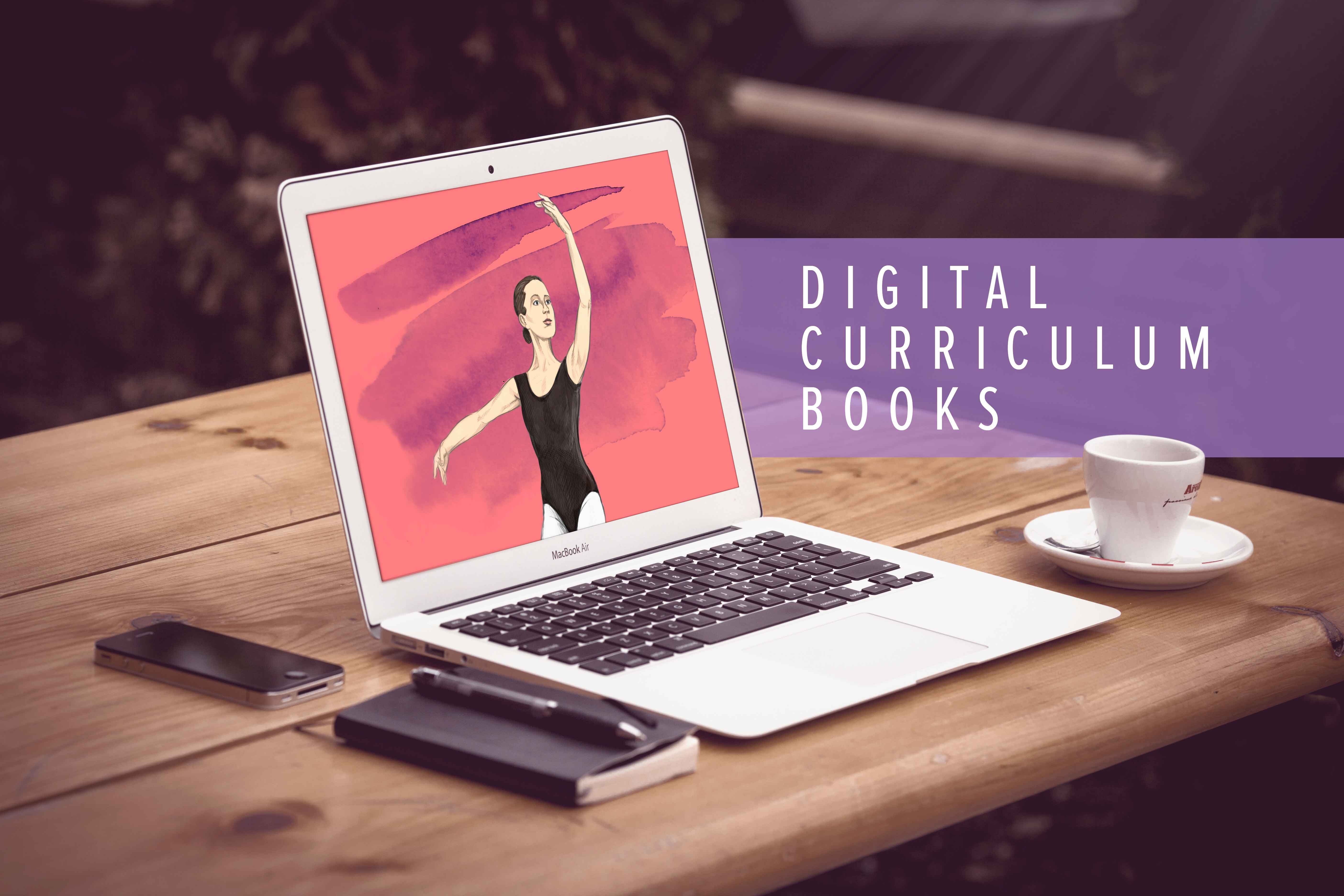Digital Curriculum Books