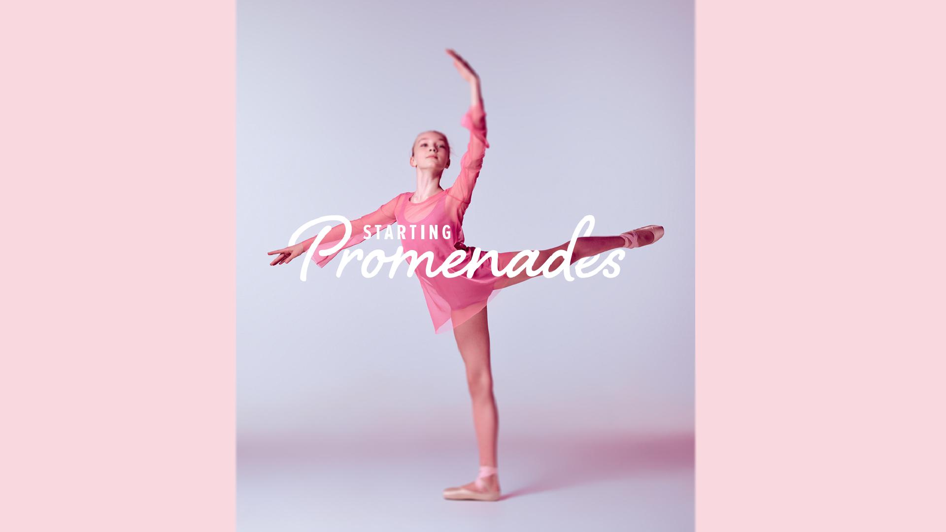 Starting Promenades
