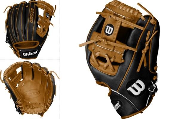 Darwin Barney's Glove: Custom Wilson A2000 1786