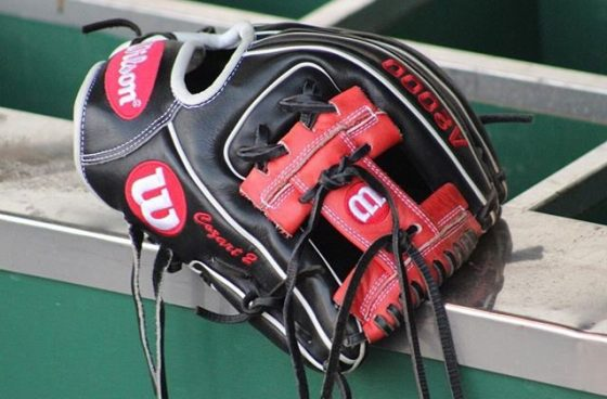 Zack Cozart's Glove: Wilson A2000 CZ2