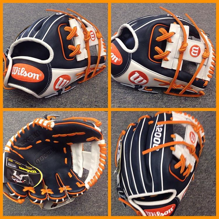 Wilson Glove of the month September