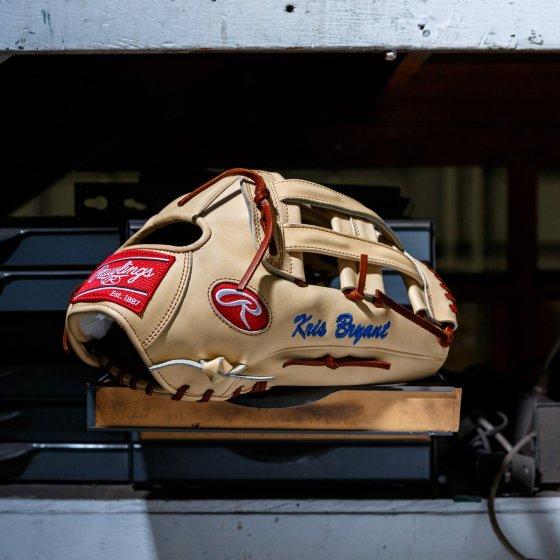 Kris Bryant's glove: Rawlings Pro Preferred PRO200-6K
