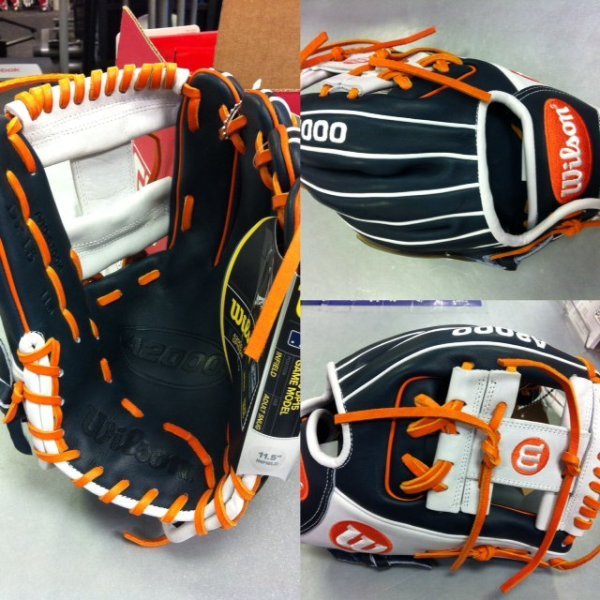 Wilson Glove of the Month September 2016