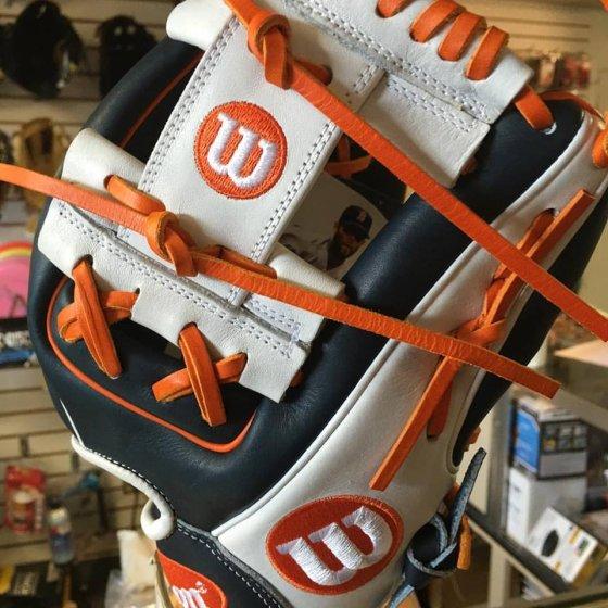 Wilson Glove of the Month September 2016
