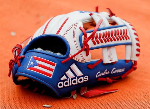 Carlos Correa's Adidas Glove