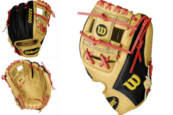 Elvis Andrus' Glove: Custom Wilson A2000 1788SS