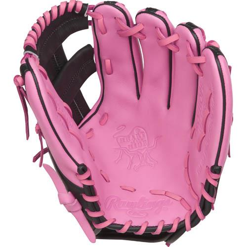 Rawlings Heart of the Hide PRO-HOPE Breast Cancer Awareness Glove