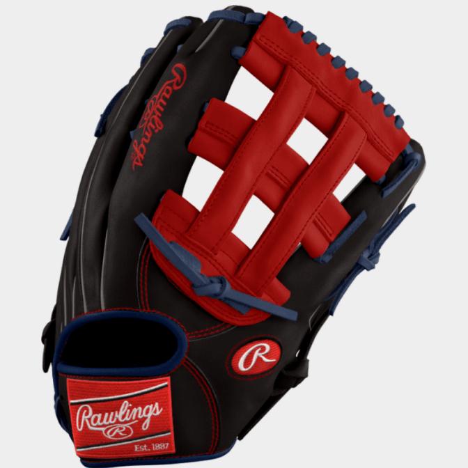 Dexter Fowler's Glove: Custom Rawlings Pro Preferred PROS303-6