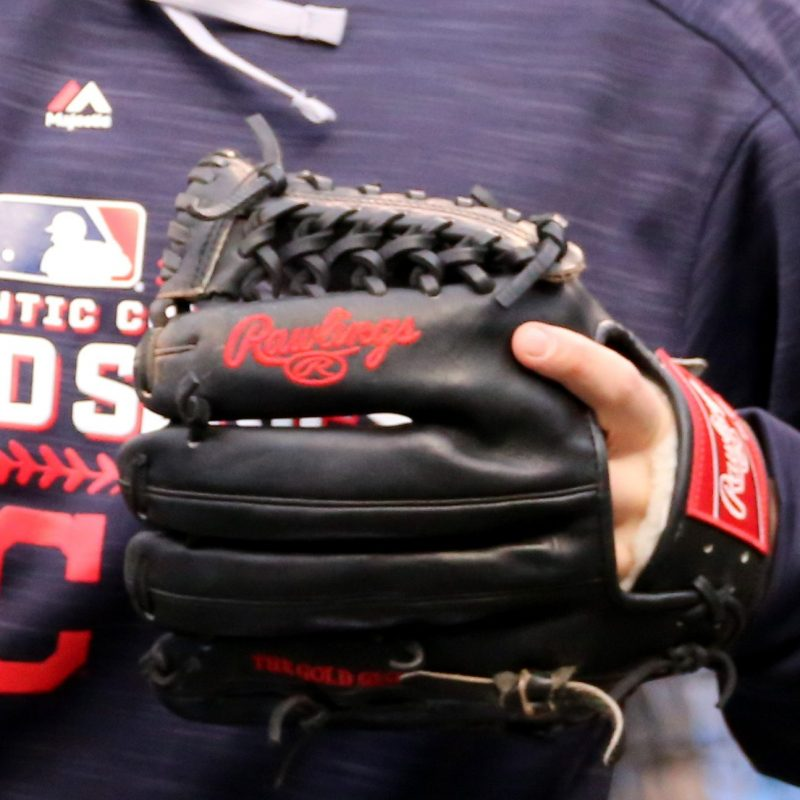 Jason Kipnis' Glove: Rawlings Pro Preferred PRO200-4KB