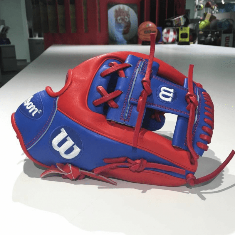 Wilson Glove of the Month November 2016: Rougned Odor's Glove