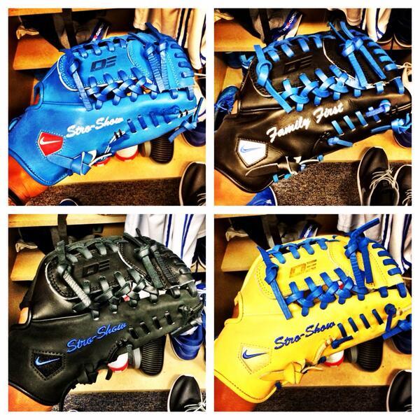 Marcus Stromans' Gloves