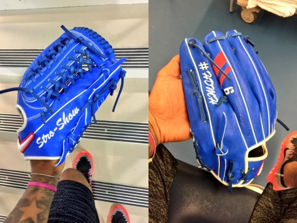 Marcus Stromans' Gloves