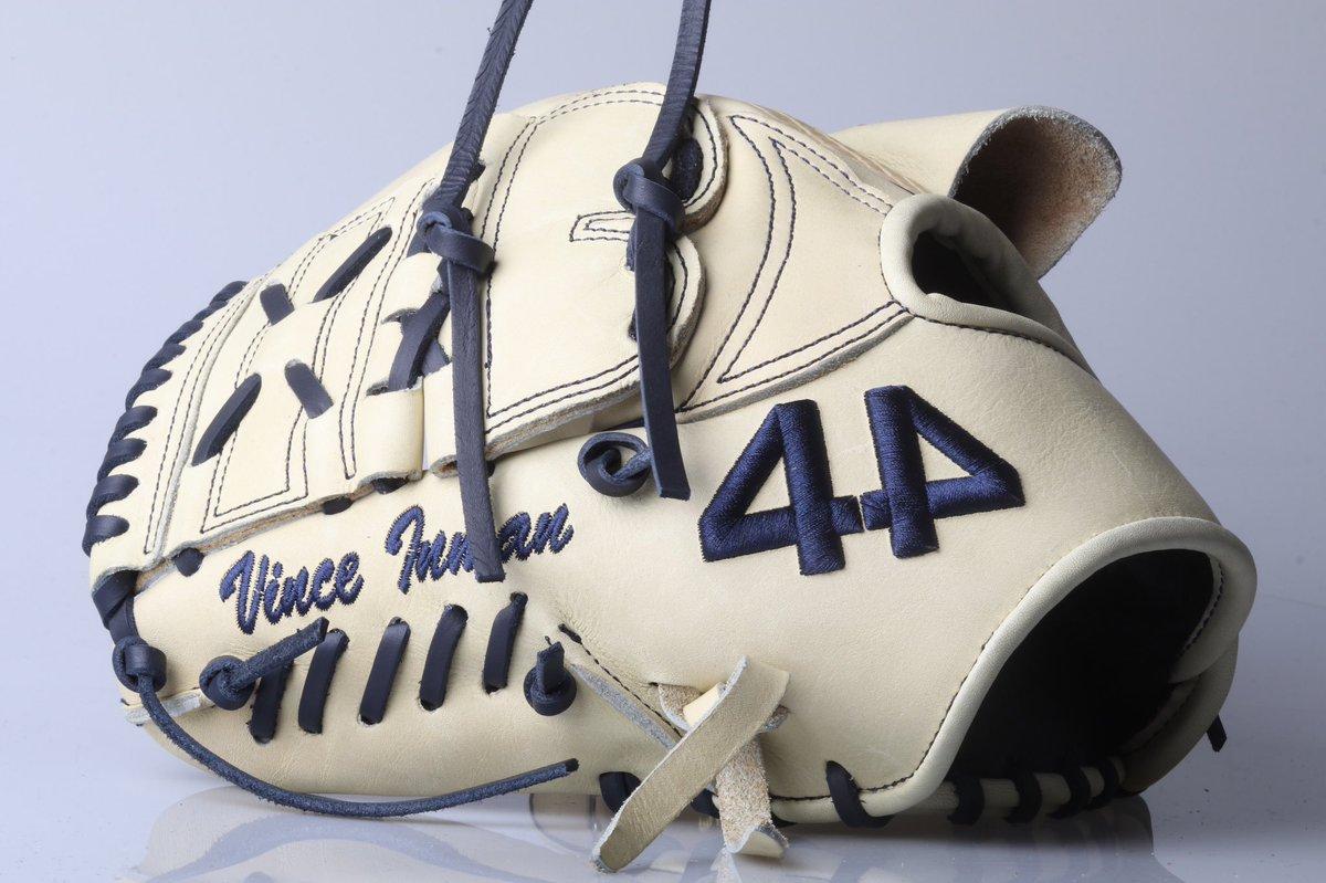 44 Pro Gloves Off-Centered Logo