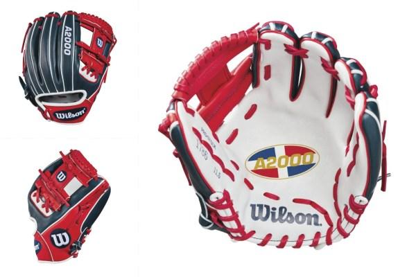Wilson World Baseball Classic Gloves Dominican Republic
