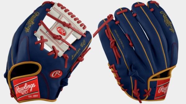 Francisco Lindor's WBC Glove