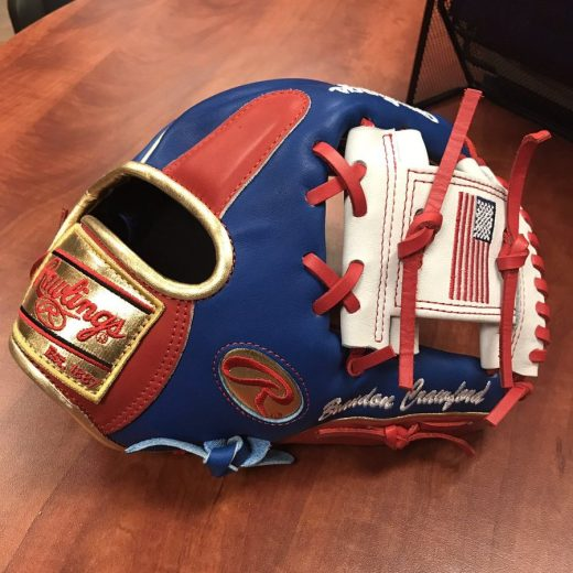 Brandon Crawford's WBC Glove